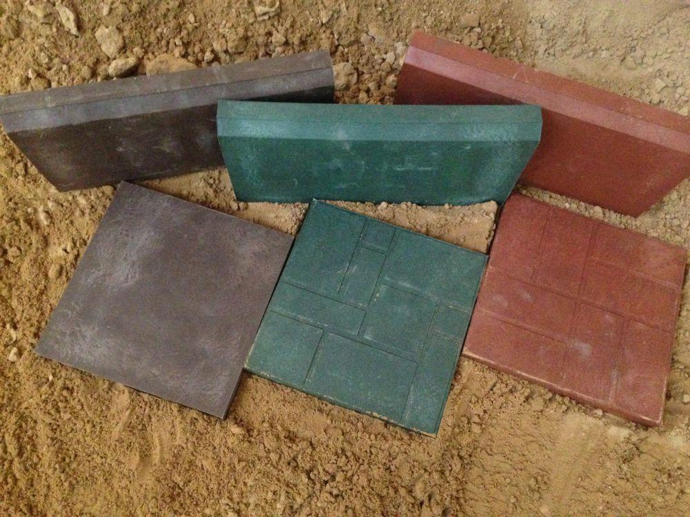 Укладка песчано-полимерной плитки своими руками